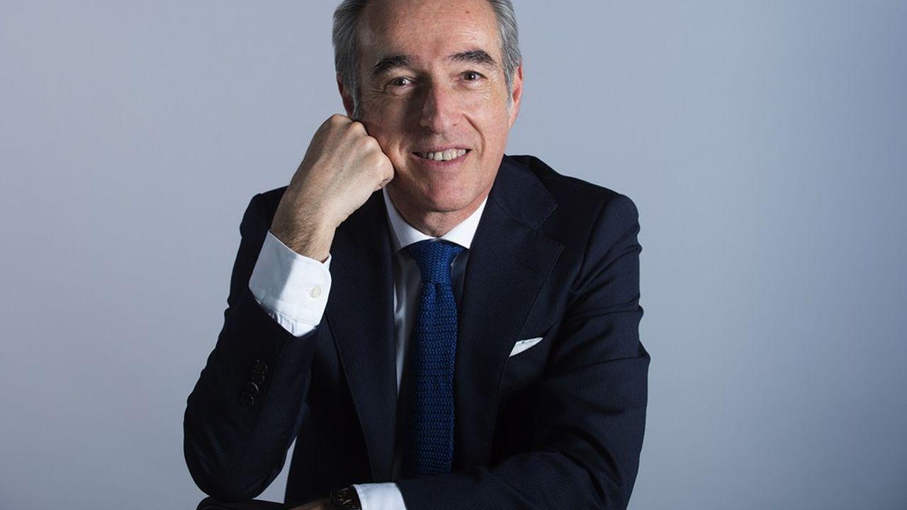 Le directeur général de Pierre Fabre, Eric Ducournau, veut rééquilibrer son activité entre la pharmacie et la dermo-cosmétique.