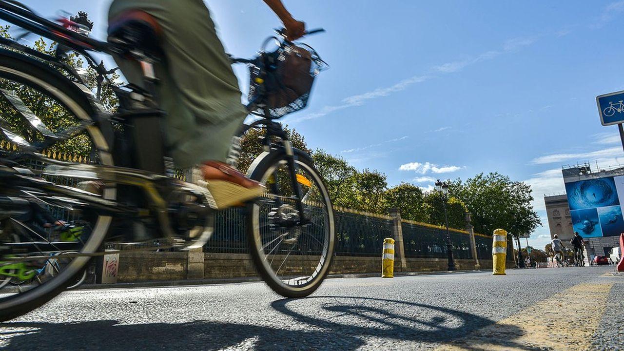 Les Français se sont rués sur les vélos à assistance électrique en 2020.