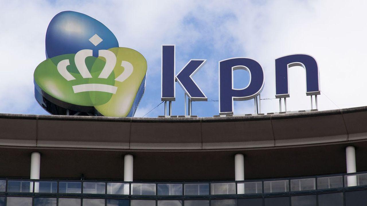 KPN est le premier opérateur des Pays-Bas, à la fois pour le mobile et le fixe.