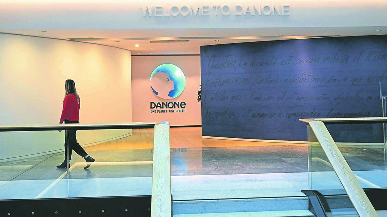Dans un courrier adressé aux administrateurs, un groupe d'actionnaires demande à chacun de se positionner sur les points clés de l'avenir de Danone lors de l'Assemblée générale du 29avril.