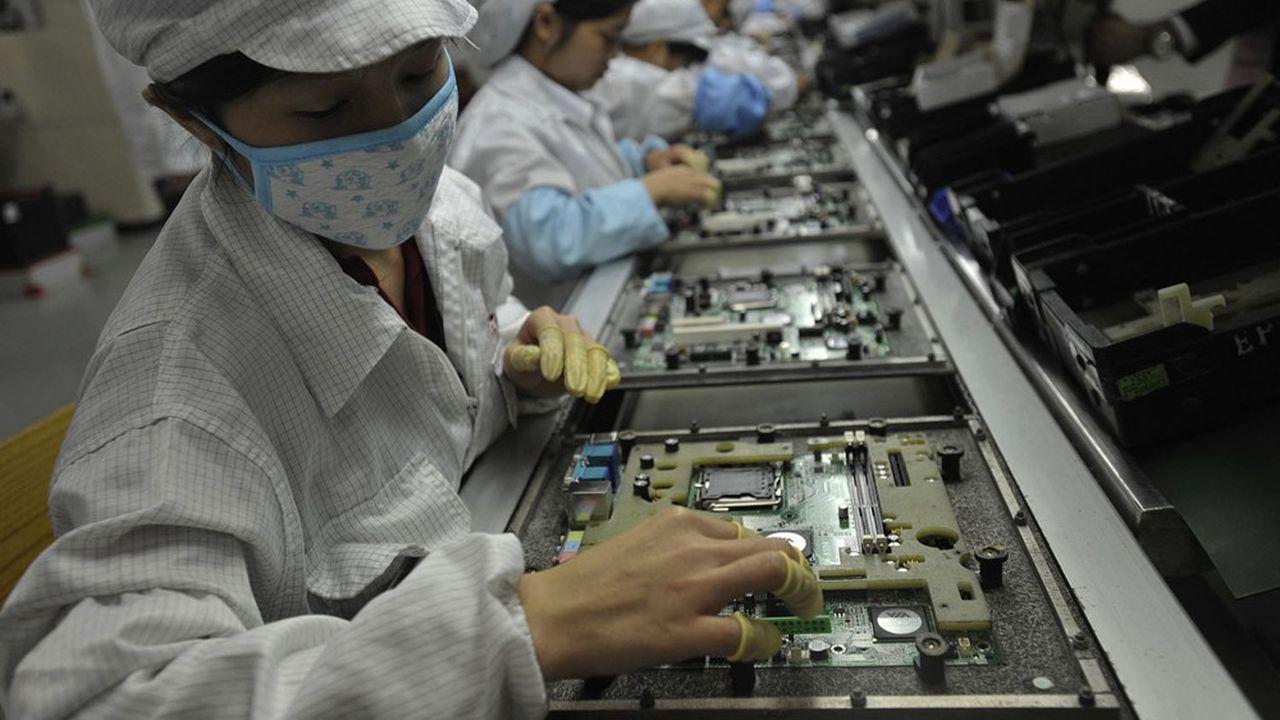 Apple a pris du retard dans l'assemblage des circuits imprimés de ses ordinateurs.