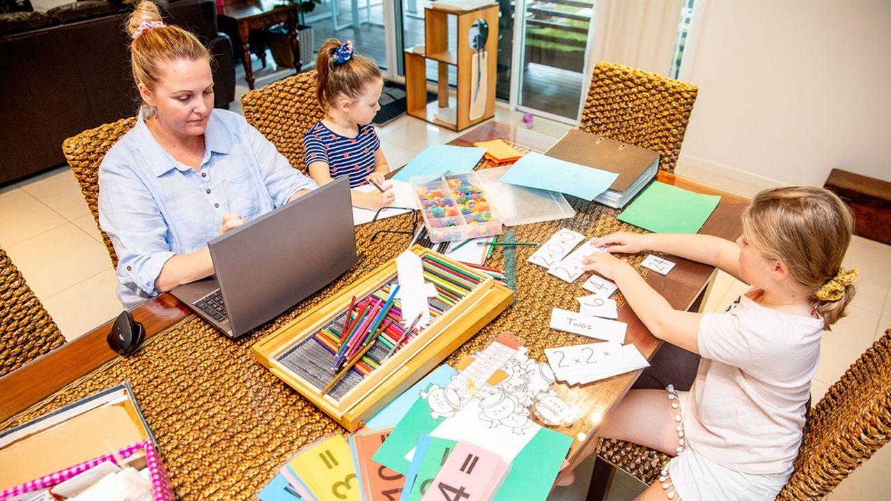 Les conditions de travail à domicile influent fortement sur la perception qu'en ont les salariés.