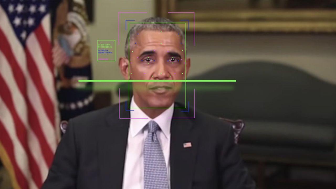 Dans cette vidéo datée de 2019, on voit Barak Obama insulter frontalement Donald Trump, or ce n'est pas sa bouche qui bouge.