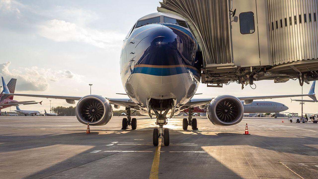 Plusieurs Boeing 737 Max se retrouvent de nouveau immobilisés.