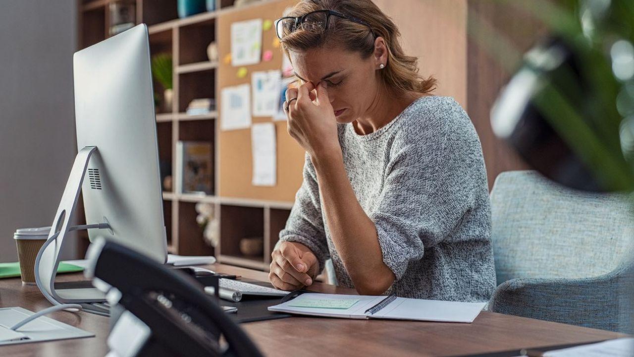La difficulté à concilier vie professionnelle et quotidien domestique a été exacerbée par la crise.