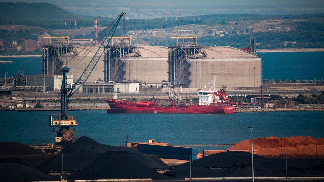 Marseille-Fos, le premier port de France, entame sa mue avec un investissement de 350millions d'euros