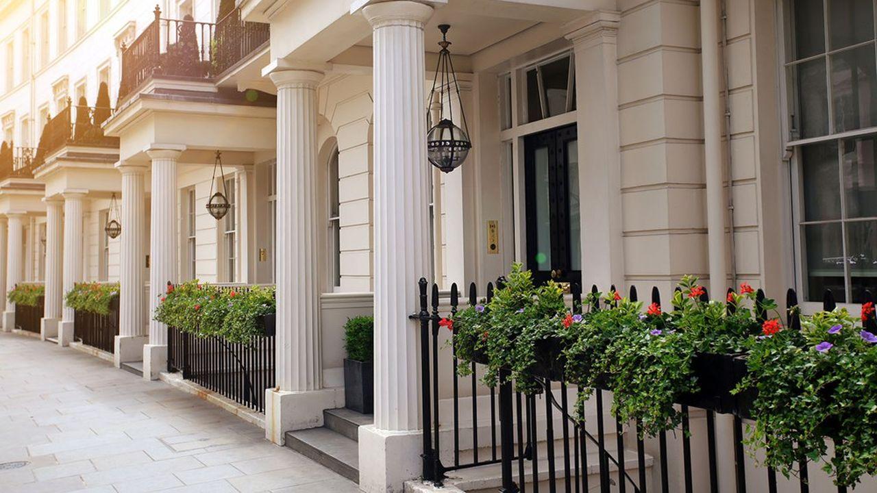 Pour la première fois depuis cinq ans, Londres arrive également en tête sur le segment des propriétés de plus de 25millions de dollars.