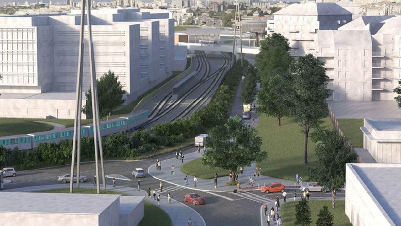 Ce téléphérique long de 4,5 kilomètres doit permettre de rejoindre depuis Créteil, Villeneuve-Saint-Georges via Limeil-Brévannes et Valenton en 17 minutes seulement.