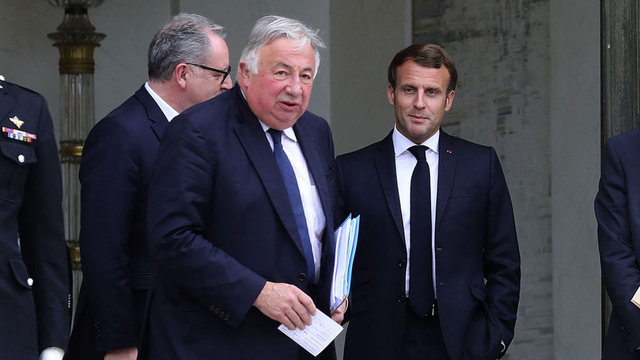 Emmanuel Macron maintient les élections régionales en juin
