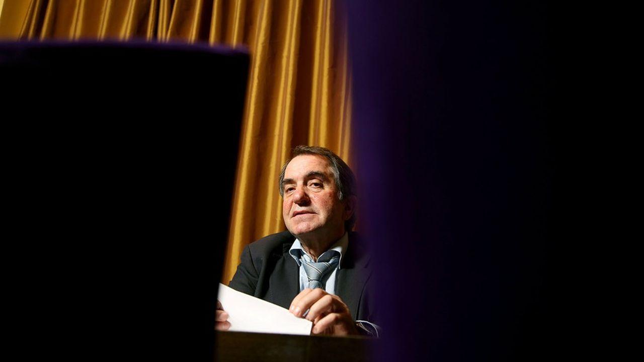 L'homme d'affaires Jean-Claude Bourrelier est prêt à entrer au capital des Chantiers de l'Atlantique.