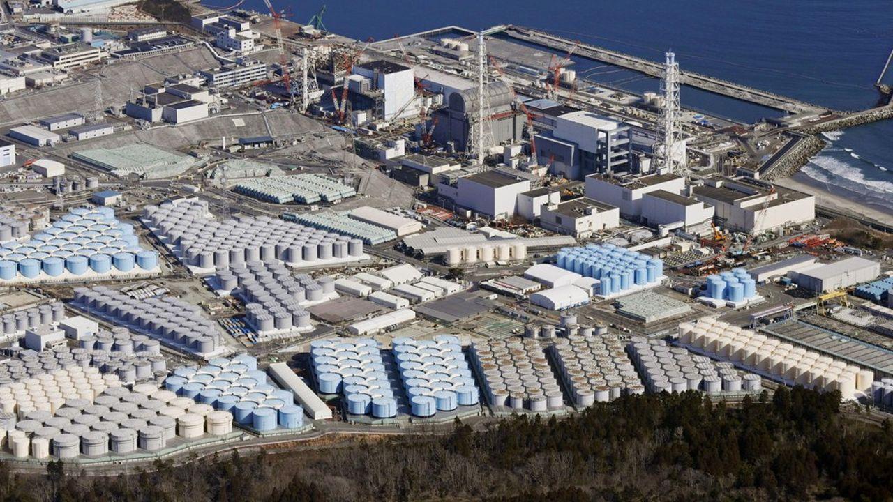Plusieurs centaines d'employés de la centrale de Fukushima doivent actuellement surveiller et entretenir plus d'un millier de citernes géantes où sont stockés 1,25million de mètres cubes d'eau récupérés dans la centrale depuis l'accident de 2011.