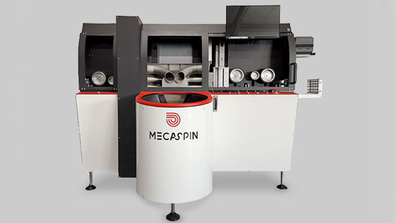 Lancée début 2020, Mecaspin a déjà produit une dizaine de préfileuses à destination des professionnels du câblage et des fabricants de pieuvres électriques. Et le carnet de commande pour 2021 dépasse déjà ce volume.