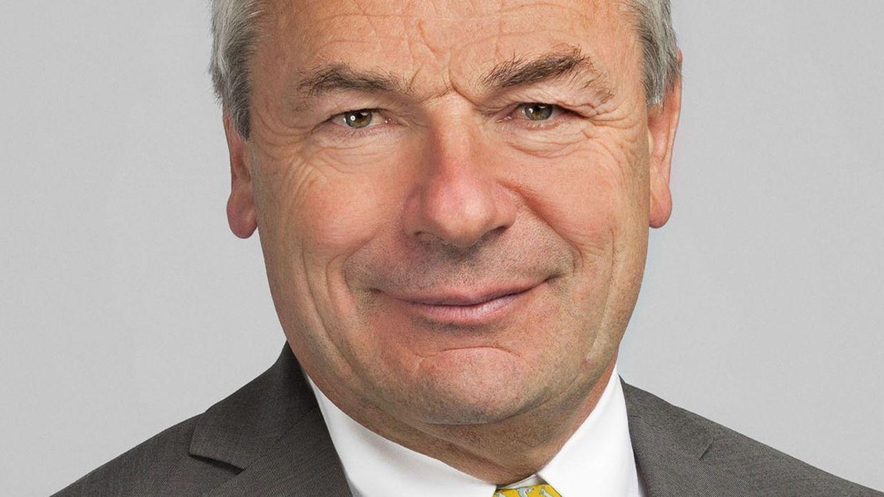 Agé de soixante-et-un ans, Dominique Gaillard quittera en juin la présidence de France Invest, le lobby du capital-investissement tricolore.