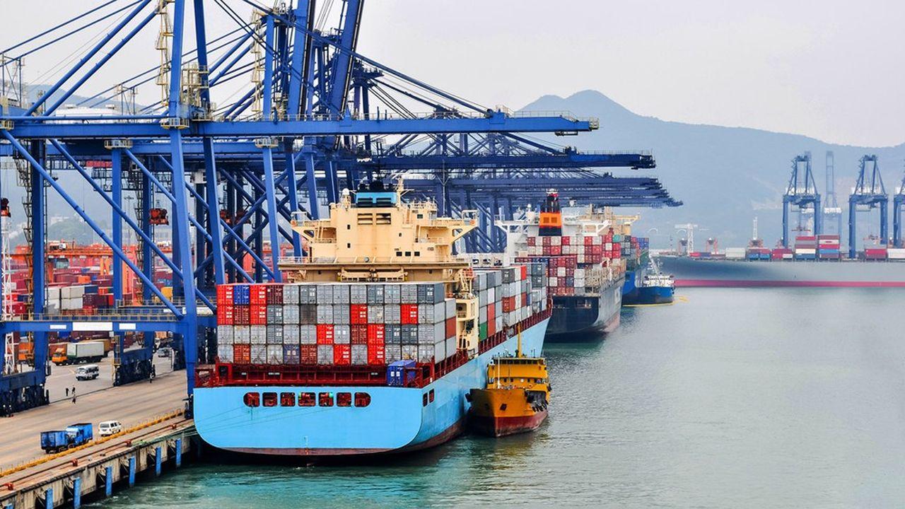 «La majeure partie de la croissance des importations a été tirée par un rebond des matières premières industrielles», notent les analystes de Capital Economics.