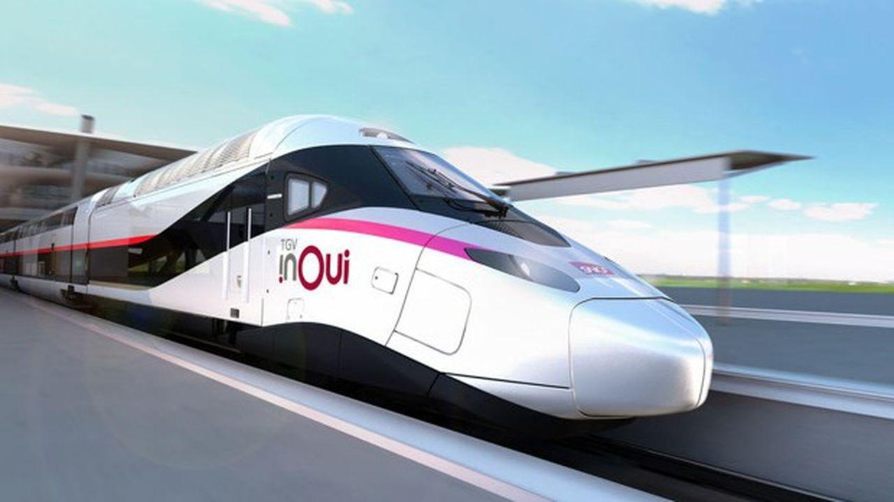 Le futur TGV vise des coûts d'acquisition et de maintenance réduits, ainsi que des capacités accrues de 10% par rapport aux rames actuelles.