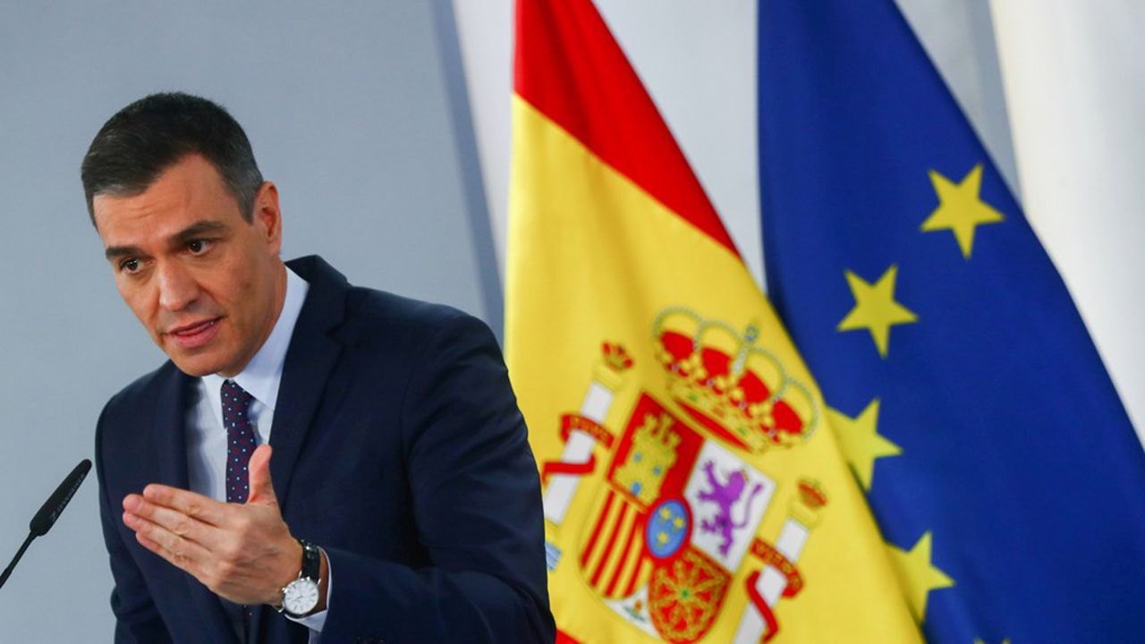 Pedro Sánchez présente ce mercredi au Parlement le plan de relance qui sera envoyé à Bruxelles d'ici la fin du mois.