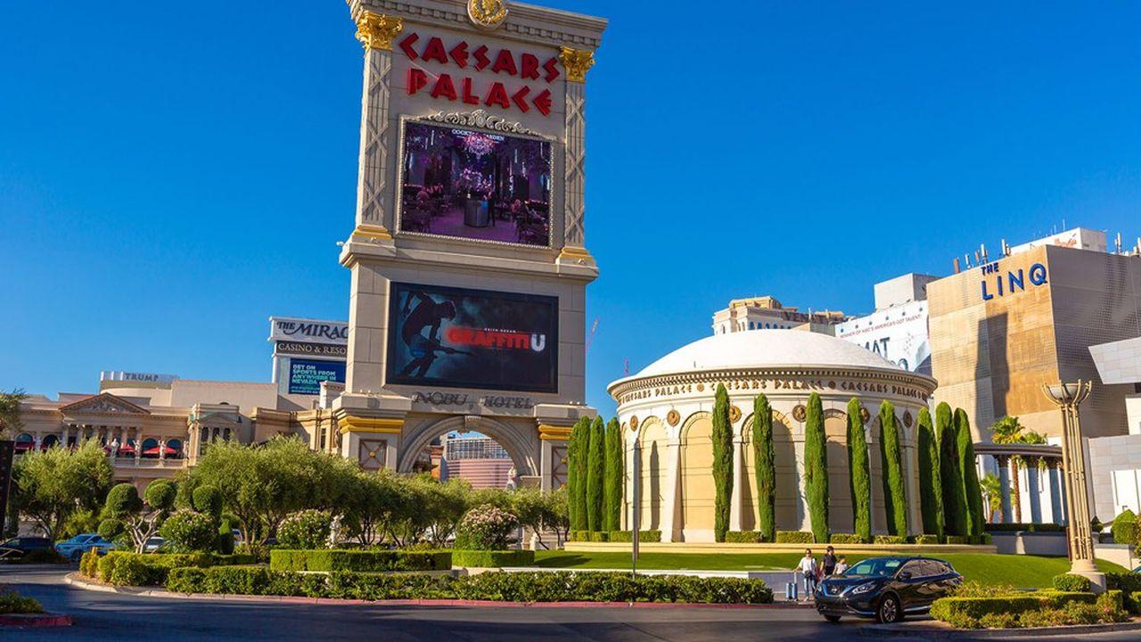 L'opérateur de casinos Caesars a mis la main sur William Hill pour proposer des paris sportifs dans ses établissements.