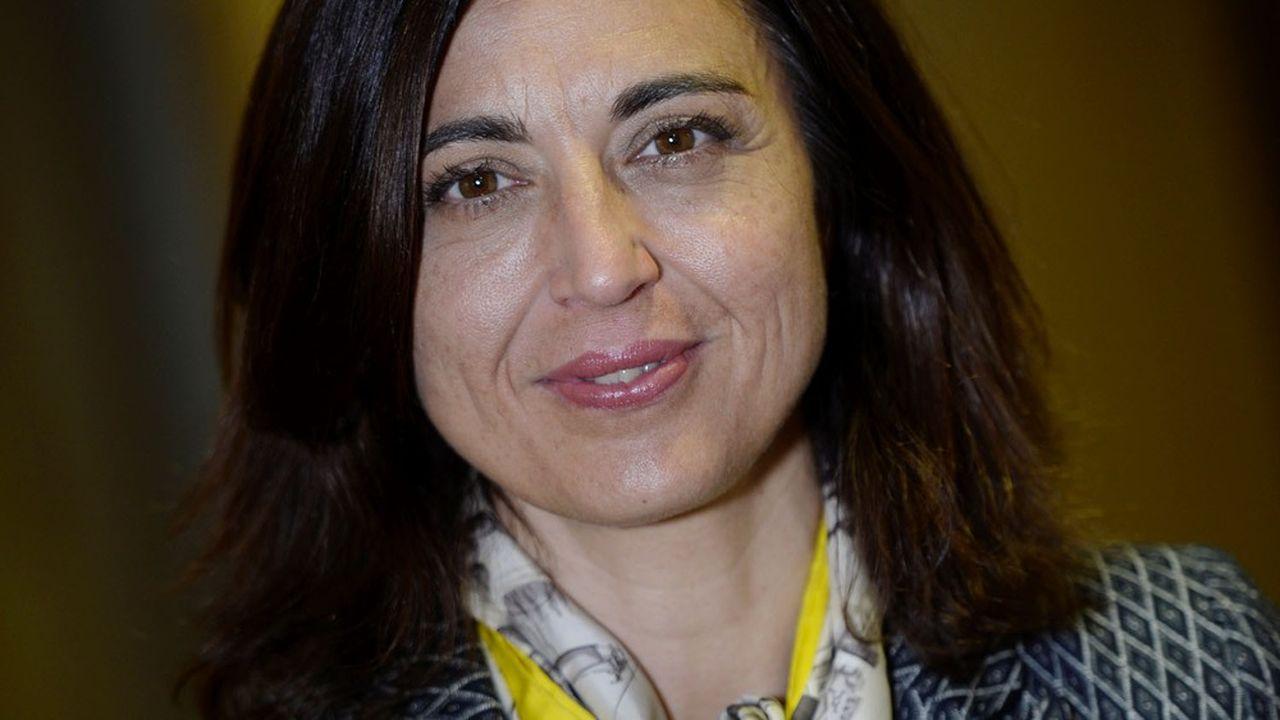 Anne Fraisse rejoint Icade en qualité de directrice générale de la filiale d'Icade promotion Urbain des Bois (Photo David Bécus).