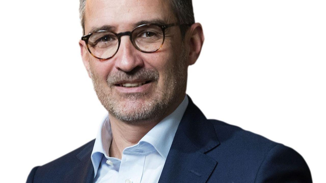 Philippe Palazzi, directeur général Lactalis.