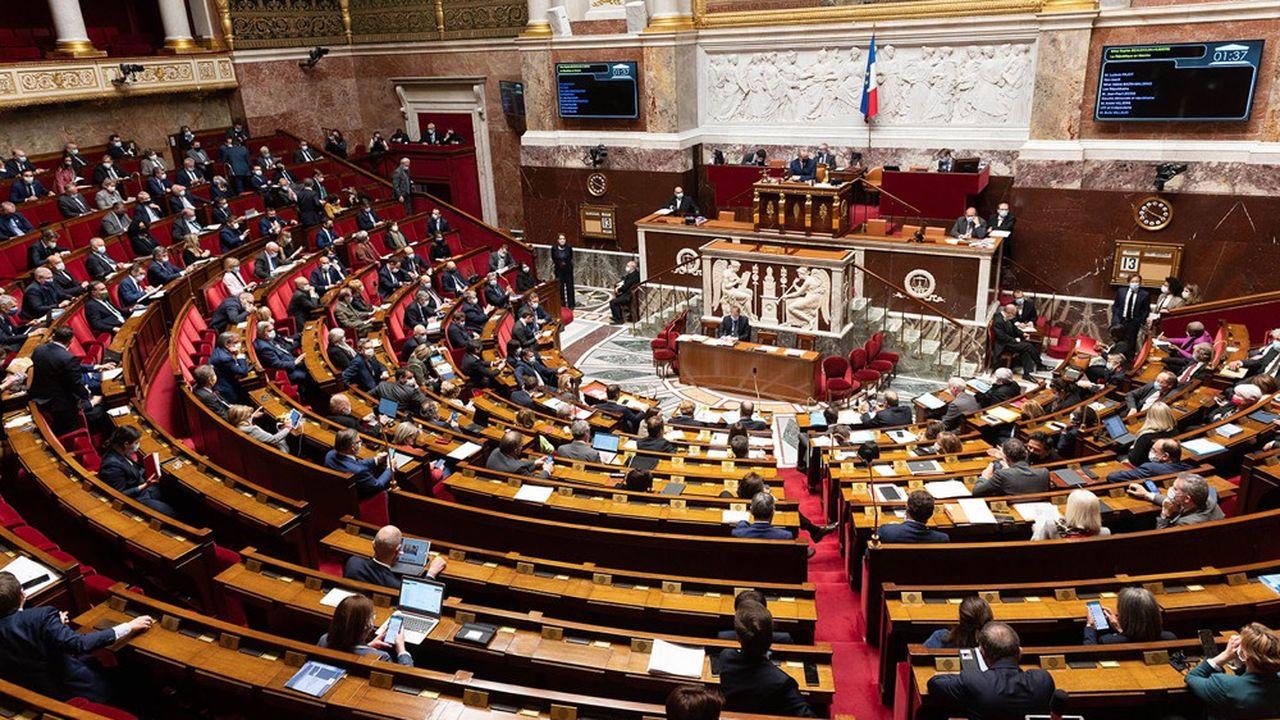 L'Assemblée nationale a voté ce texte soutenu par le ministère de l'Intérieur par 75 voix pour et 33 contre.