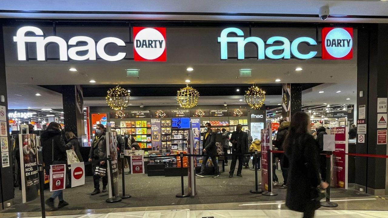Un autre relais de croissance pour les groupes français, sur les quatre derniers mois, a été le digital. C'est ce qu'a constaté le groupe Fnac-Darty, dont le chiffre d'affaires trimestriel s'établit à 1,8milliard d'euros, en progression de 22% sur un an.