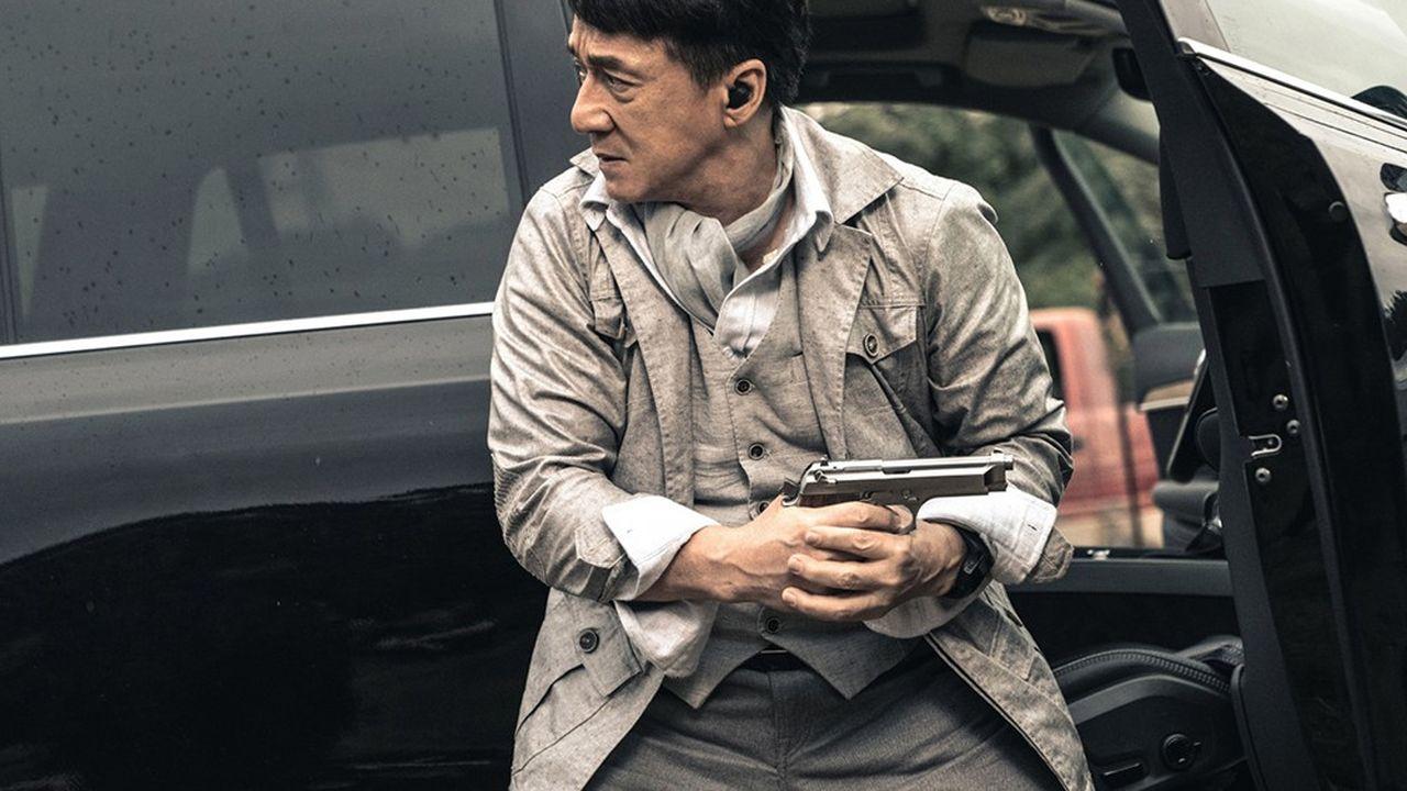 Jackie Chan dans «Vanguard», son dernier film en date sur Amazon Prime.
