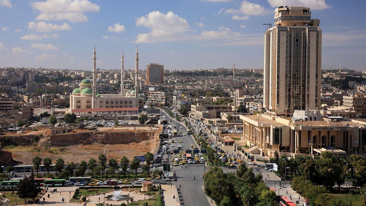 Alep en Syrie