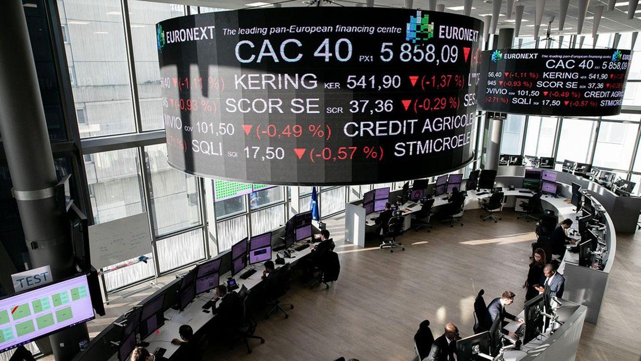 772.000 particuliers ont effectué au moins un ordre d'achat ou de vente sur une action au cours du premier trimestre, le plus haut niveau depuis le début de la pandémie, selon des données publiées vendredi par l'Autorité des marchés financiers (AMF).