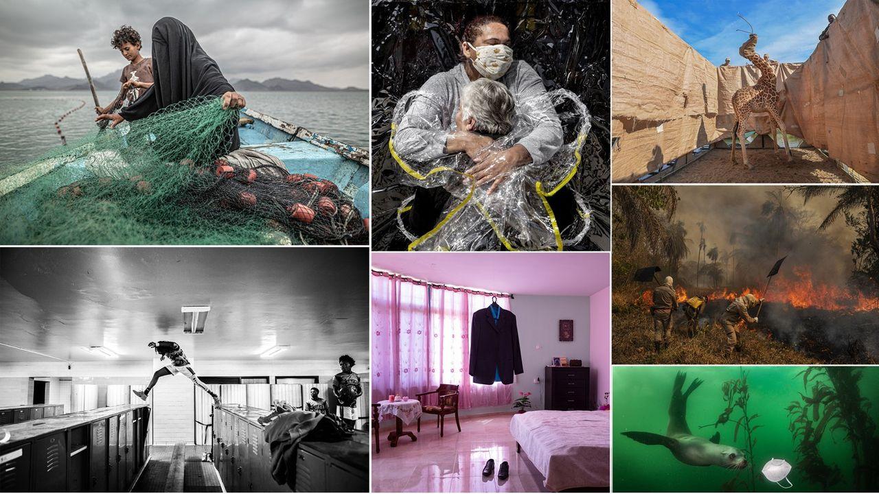 Les lauréats du World Press Photos 2021