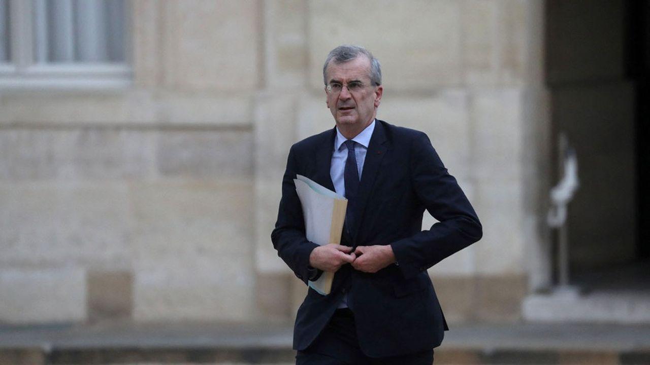 Dette : la Banque de France rejette le risque de « doom loop » dans l'Hexagone