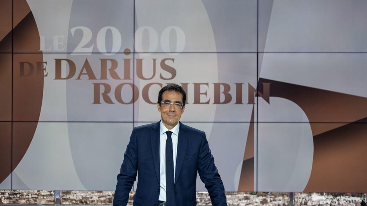 Harcèlement : le journaliste de LCI Darius Rochebin blanchi