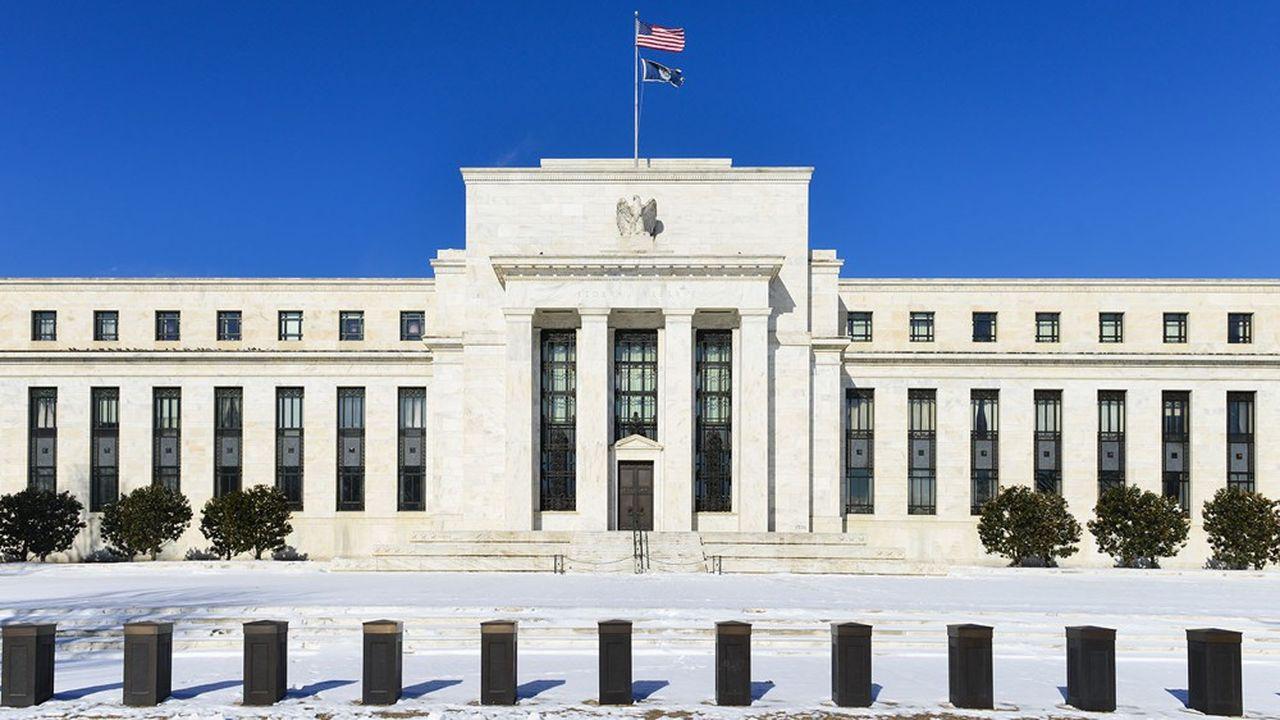 85% des nouveaux emprunts des Etats-Unis ont été acquis par la Réserve fédérale en 2020
