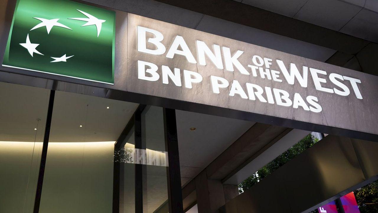 Le scénario d'une vente du réseau américain de BNP Paribas agite les investisseurs