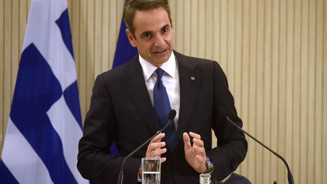 Le Premier ministre grec, Kyriákos Mitsotákis, a confié l'élaboration du programme «Grèce 2.0» à une équipe spécialequi a travaillé sous la houlette du prix Nobel d'économie, Christopher Pissarides.