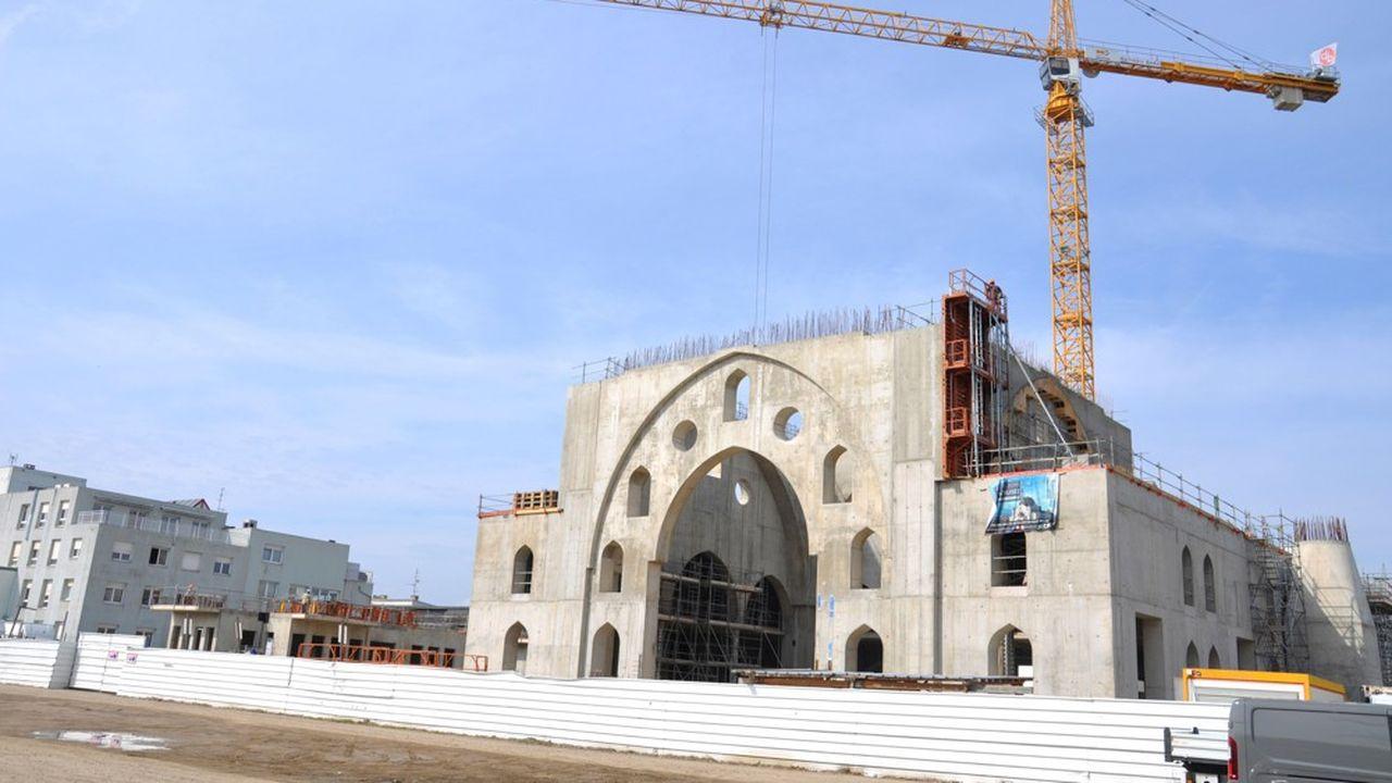 Mosquée de Strasbourg : la demande de subvention retirée