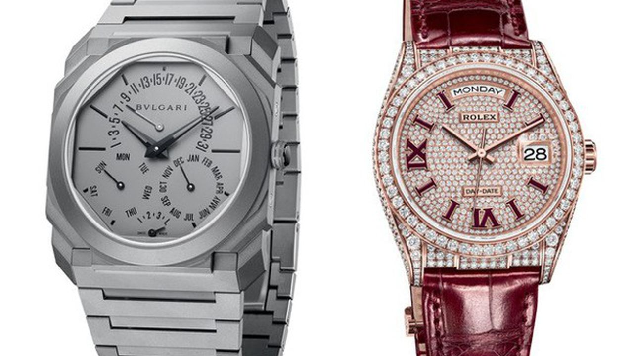 Heures Actuelles : montres Watches & Wonders 2021