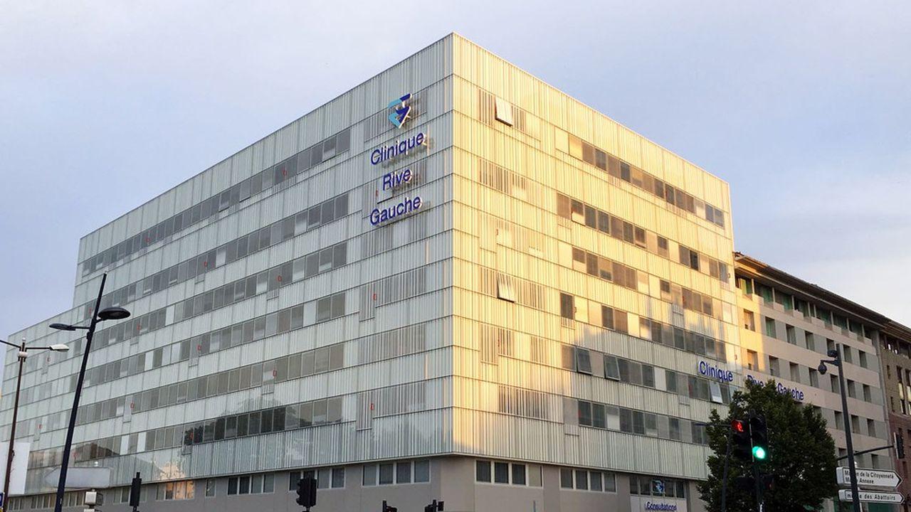 L'établissement de centre-ville a réalisé un chiffre d'affaires de 35millions d'euros en 2019, avec 400 salariés et 238 lits et places.