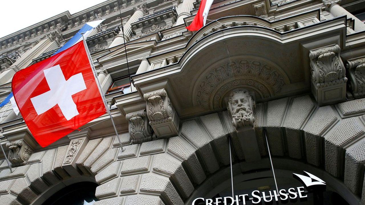 Une cession ou une introduction en Bourse de Credit Suisse Asset Management permettrait d'éponger une partie des pertes de sa maison mère Credit Suisse.