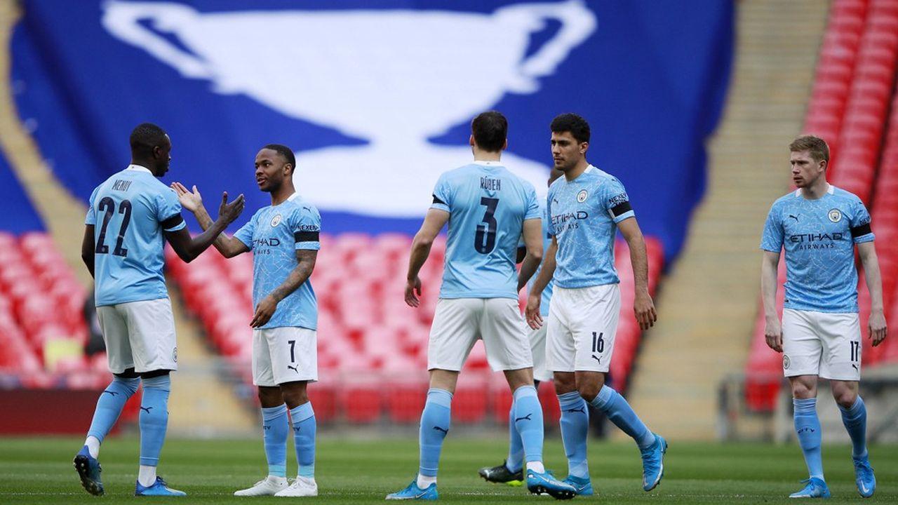 Le club de football Manchester City participera à la Super Ligue européenne en projet.