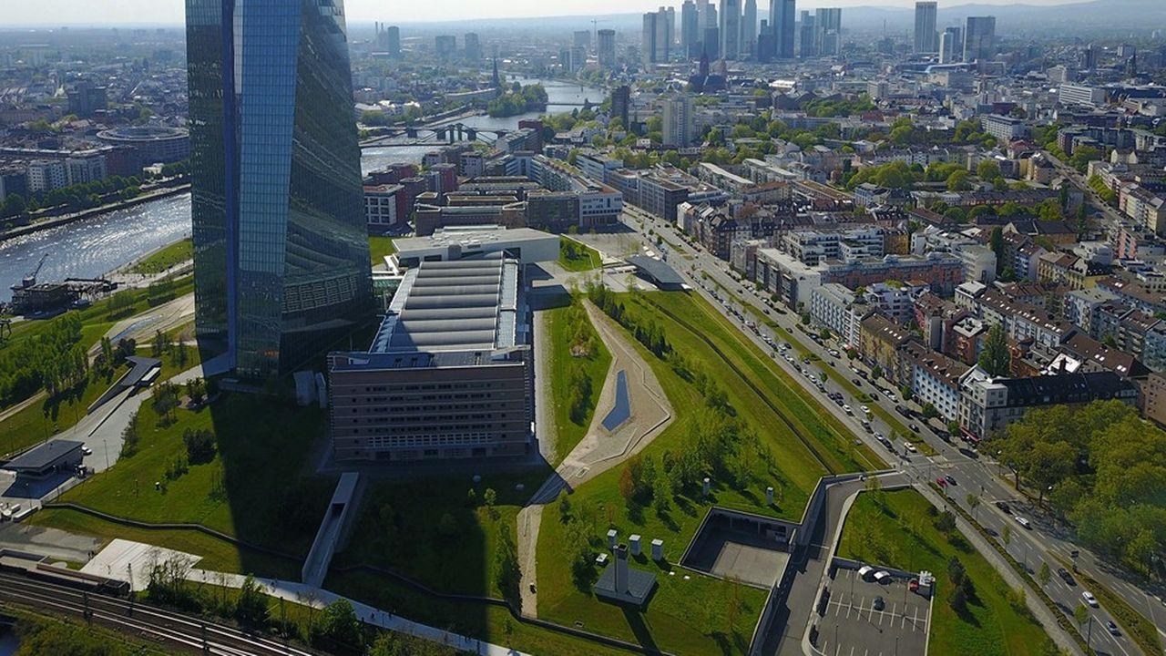 Selon la BCE, la demande de prêts bancaires a reculé sur les trois premiers mois, pour les entreprises comme pour les ménages.