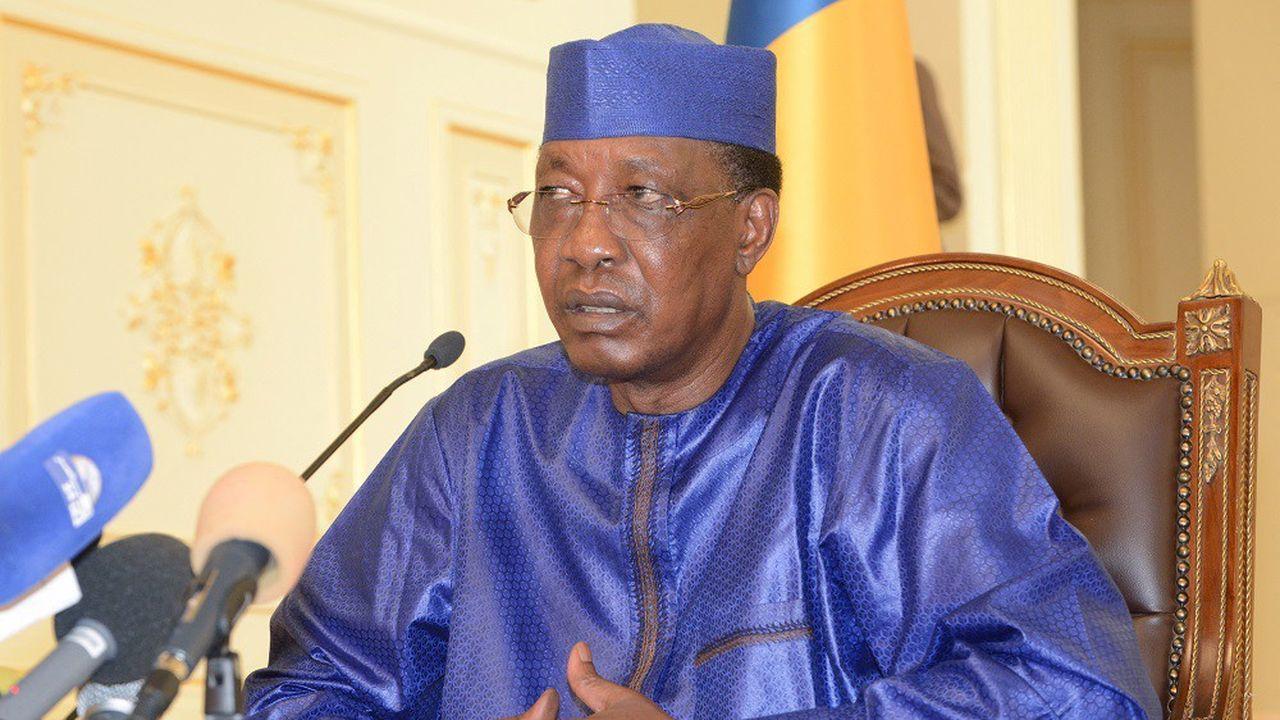 Idriss Déby avait pris le pouvoir en 1990 lors d'un coup d'Etat.