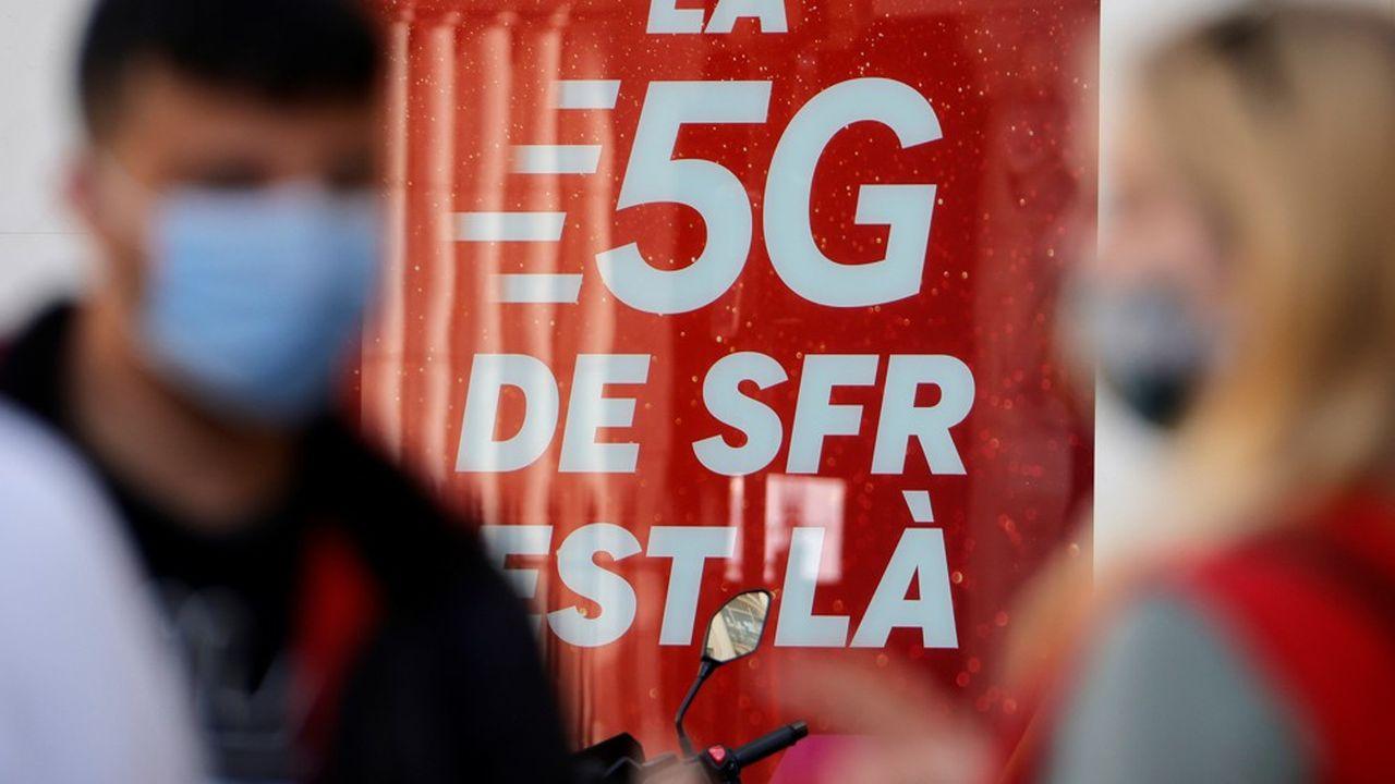 Le déploiement de la 5G fait l'objet de controverses.