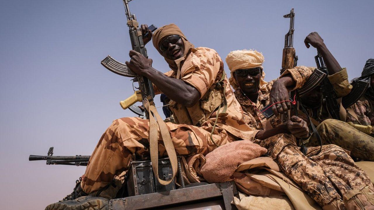 Les soldats tchadiens font partie des unités les plus aguerries au sein de la force internationale du G5 Sahel aux côtés des forces françaises de l'opération Barkhane.