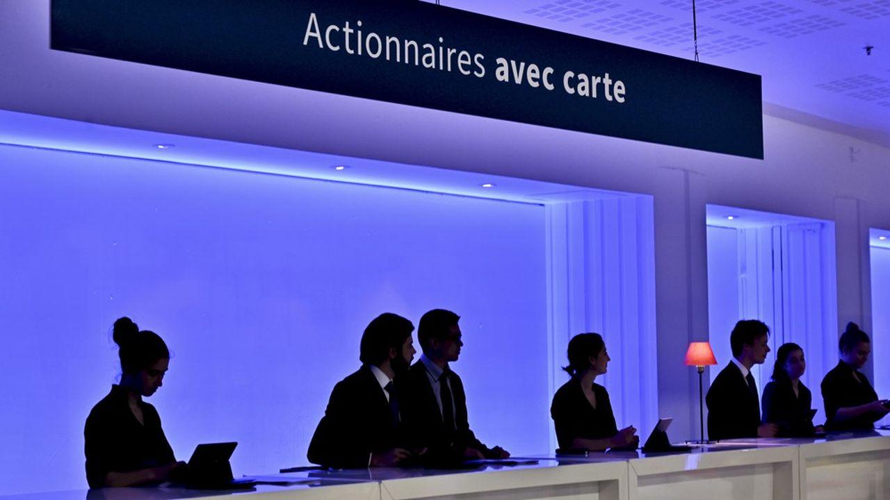 Les informations recueillies permettront notamment aux entreprises de mieux préparer leurs assemblées générales.
