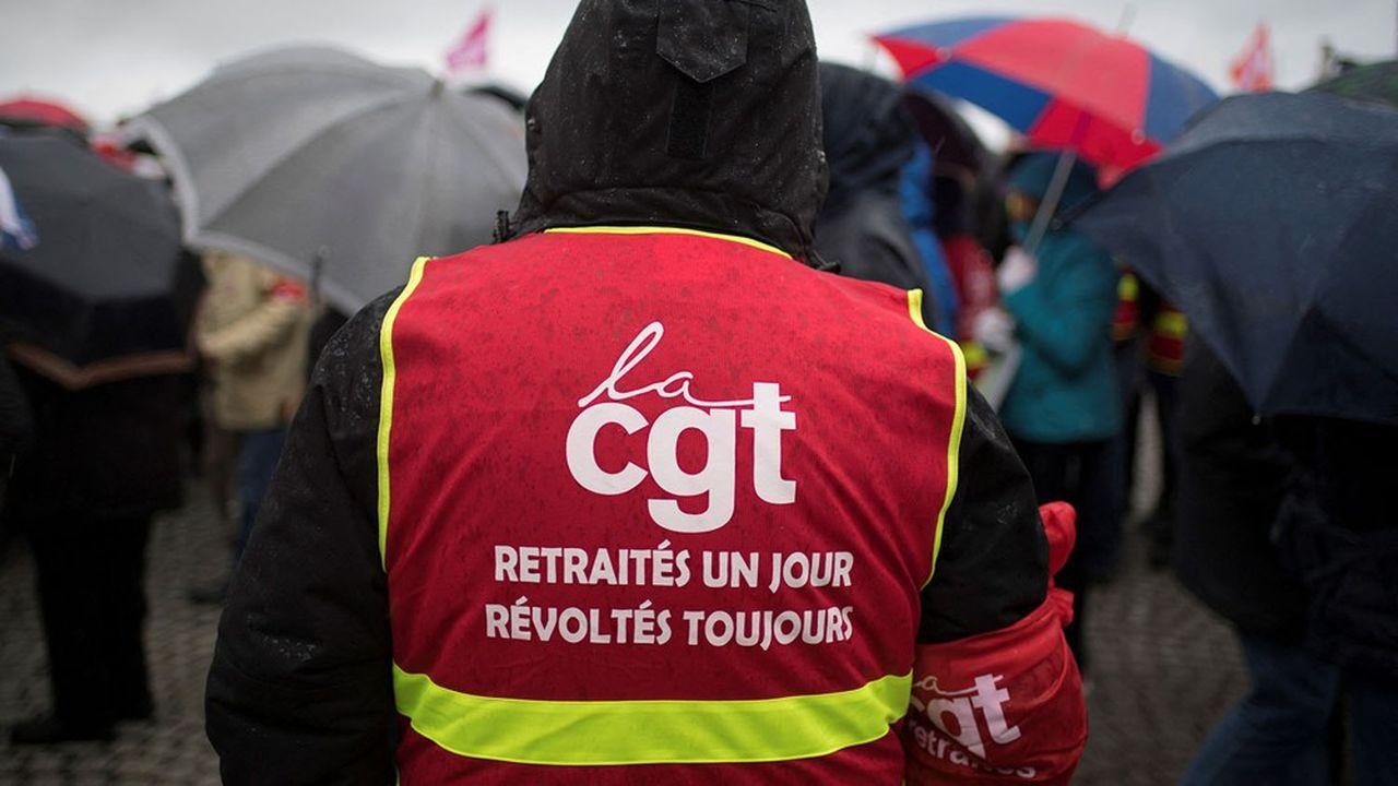 Lors d'une manifestation, le 15mars 2018, à Marseille.