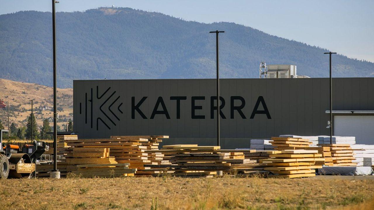 Katerra est encore méconnue en France, mais c'est l'une des plus importante proptech aux Etats-Unis, spécialiste de la construction industrialisée hors site.