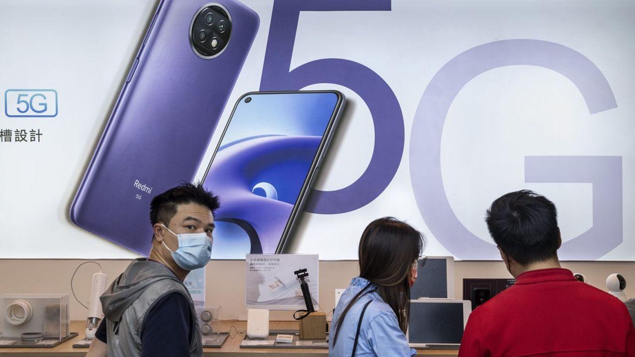 Srategy Analytics estime que près d'1,4milliard d'appareils seront vendus dans le monde en 2021.