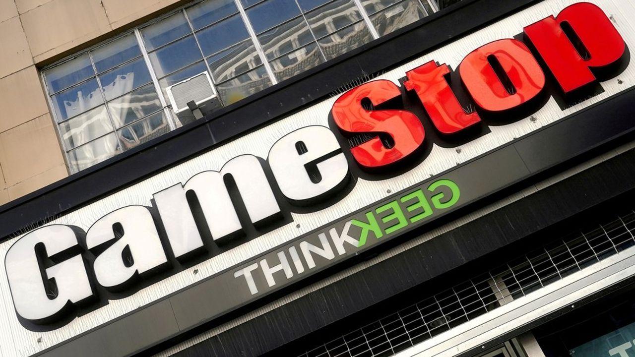 Depuis GameStop, les vendeurs à découvert sont en difficulté.
