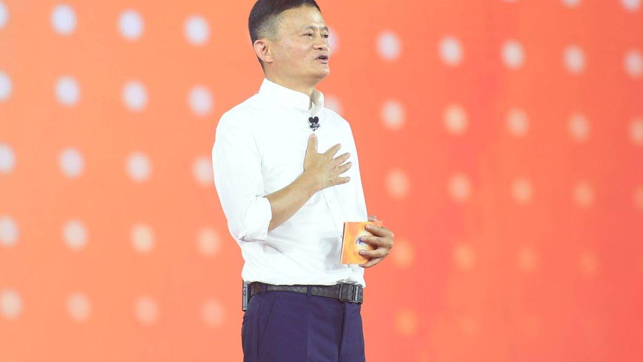 Jack Ma, le PDG d'Ant Group, avait disparu pendant quelques mois après l'annulation de l'IPO de son groupe, avant de réapparaître.