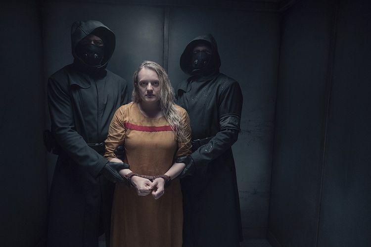 Elisabeth Moss (June), dans « La Servante écarlate », saison 4.